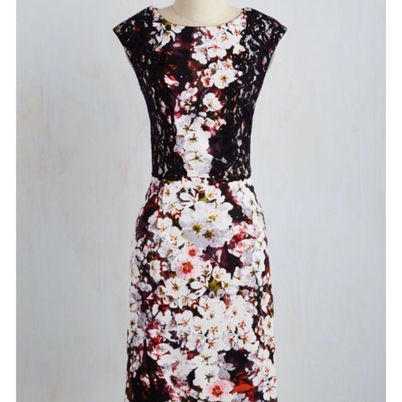 Adrianna Papell Dresses & Skirts | NWT Adrianna Papell Floral ...